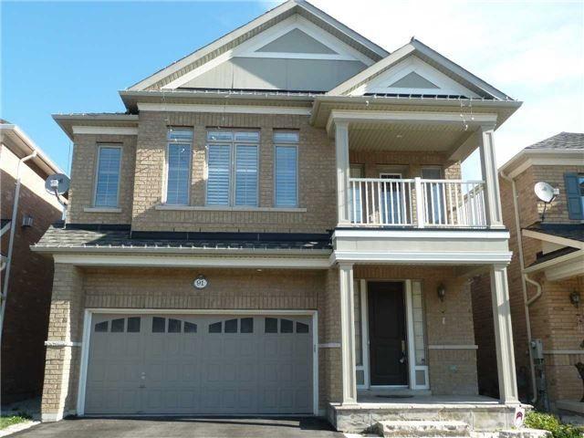 Main Photo: 91 Scott Boulevard in Milton: Scott House (2-Storey) for lease : MLS®# W4096755