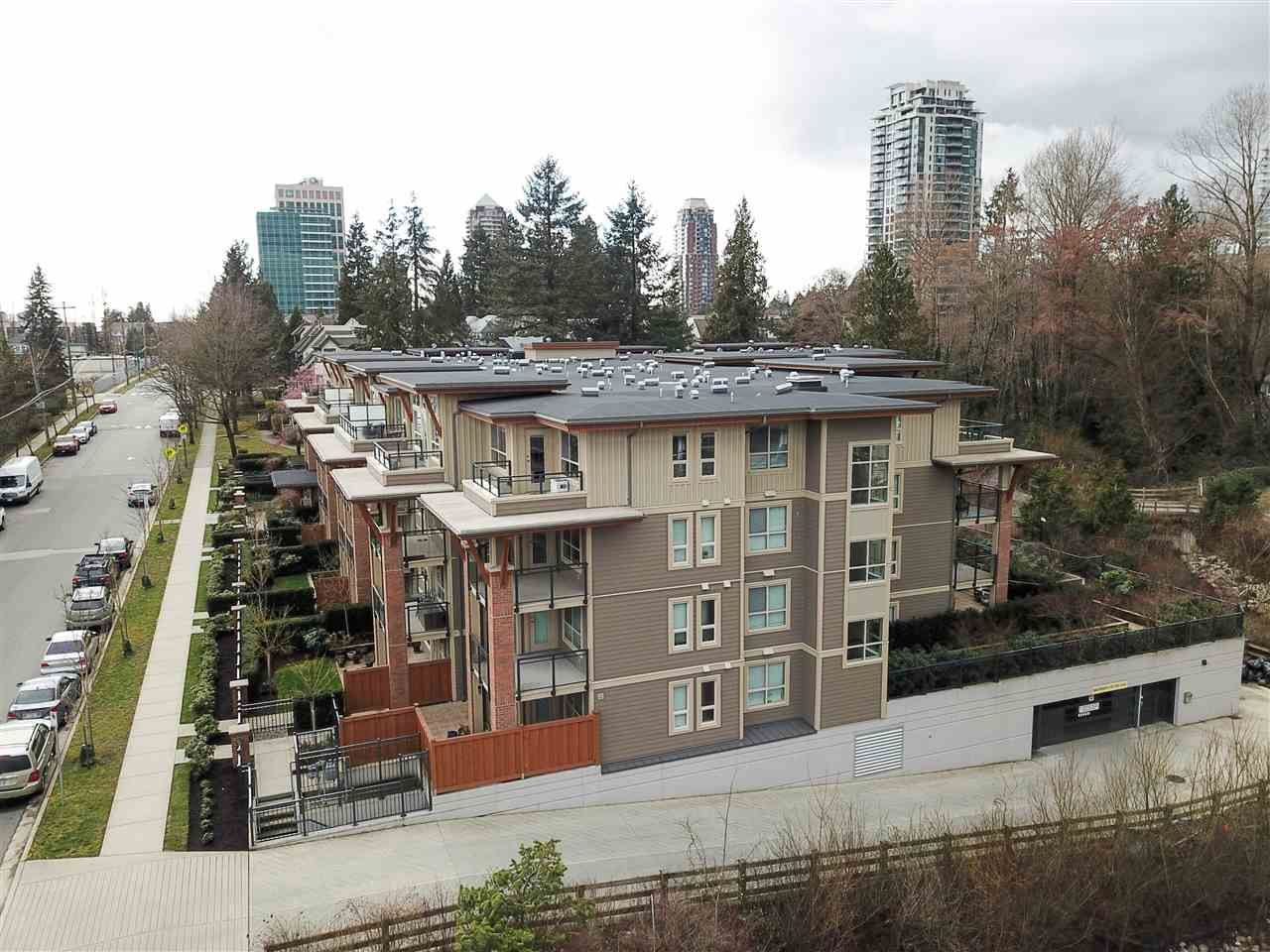 """Main Photo: 111 7131 STRIDE Avenue in Burnaby: Edmonds BE Condo for sale in """"Storybrook"""" (Burnaby East)  : MLS®# R2269375"""