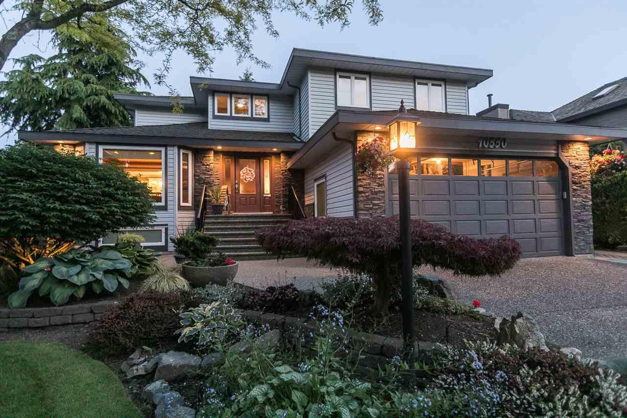 """Main Photo: 10550 DUNLOP Road in Delta: Nordel House for sale in """"Delsom Village"""" (N. Delta)  : MLS®# R2269796"""