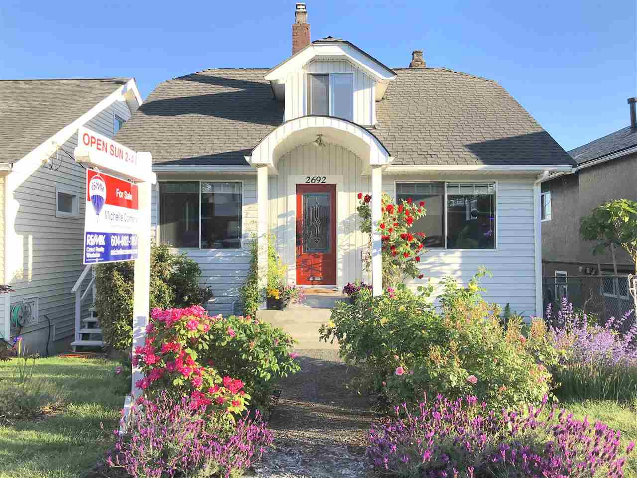 Main Photo: 2692 E GEORGIA Street in Vancouver: Renfrew VE House for sale (Vancouver East)  : MLS®# R2273276