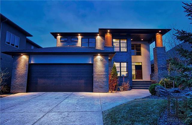 Main Photo: 161 Marine Drive in Winnipeg: Van Hull Estates Residential for sale (2C)  : MLS®# 1821705