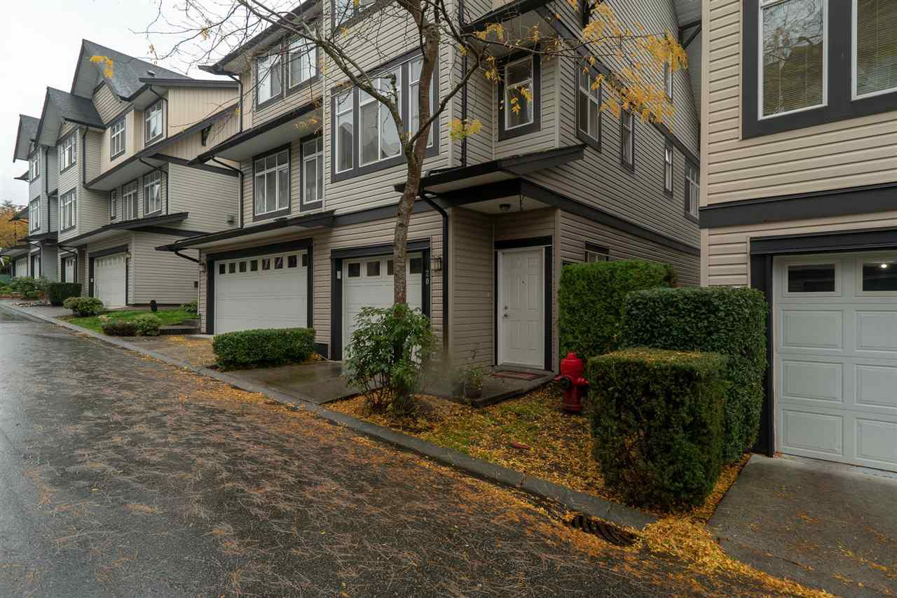 "Main Photo: 20 19932 70 Avenue in Langley: Willoughby Heights Townhouse for sale in ""Summerland"" : MLS®# R2321013"