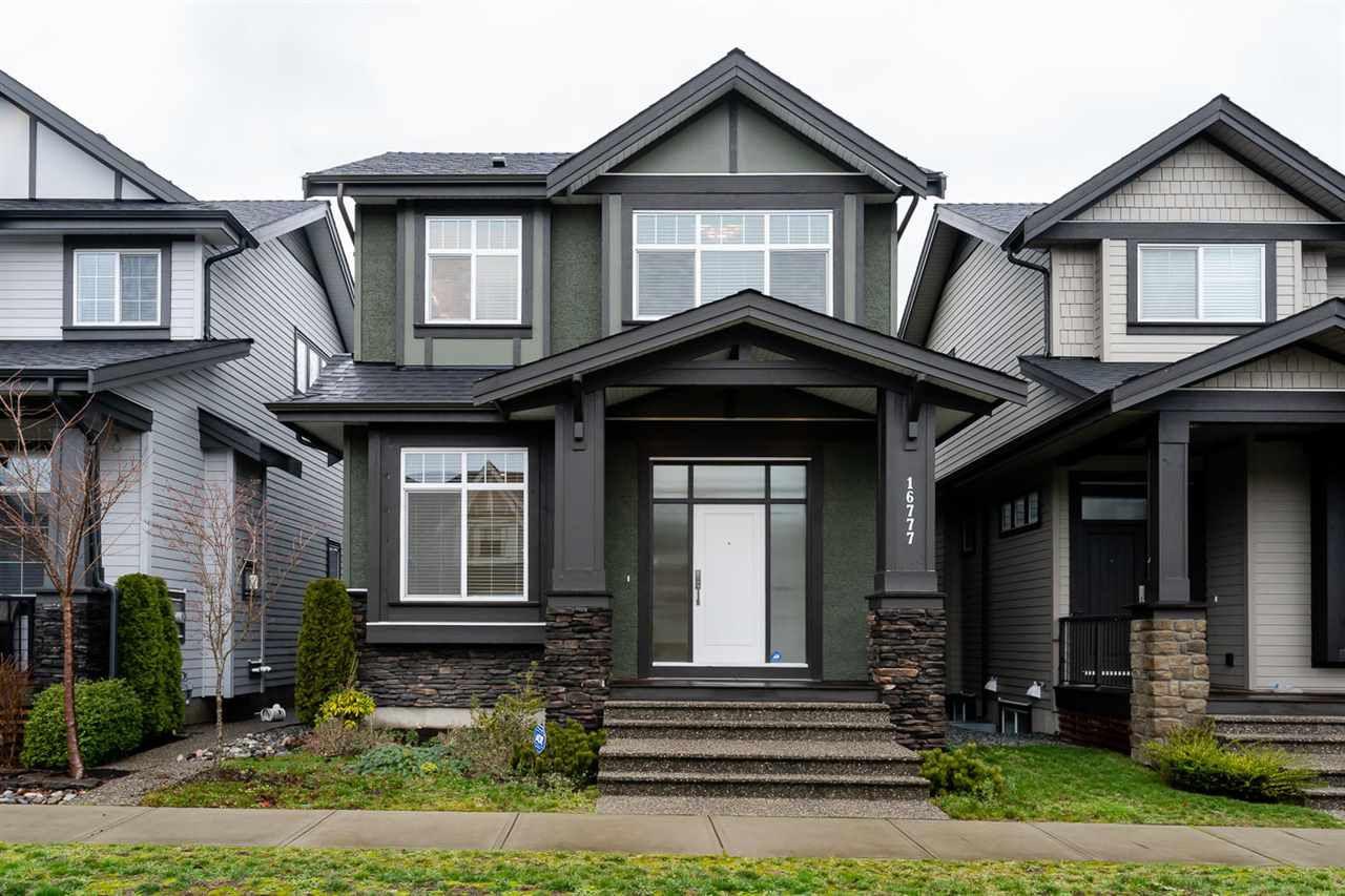 Main Photo: 16777 22A Avenue in Surrey: Grandview Surrey House for sale (South Surrey White Rock)  : MLS®# R2335593