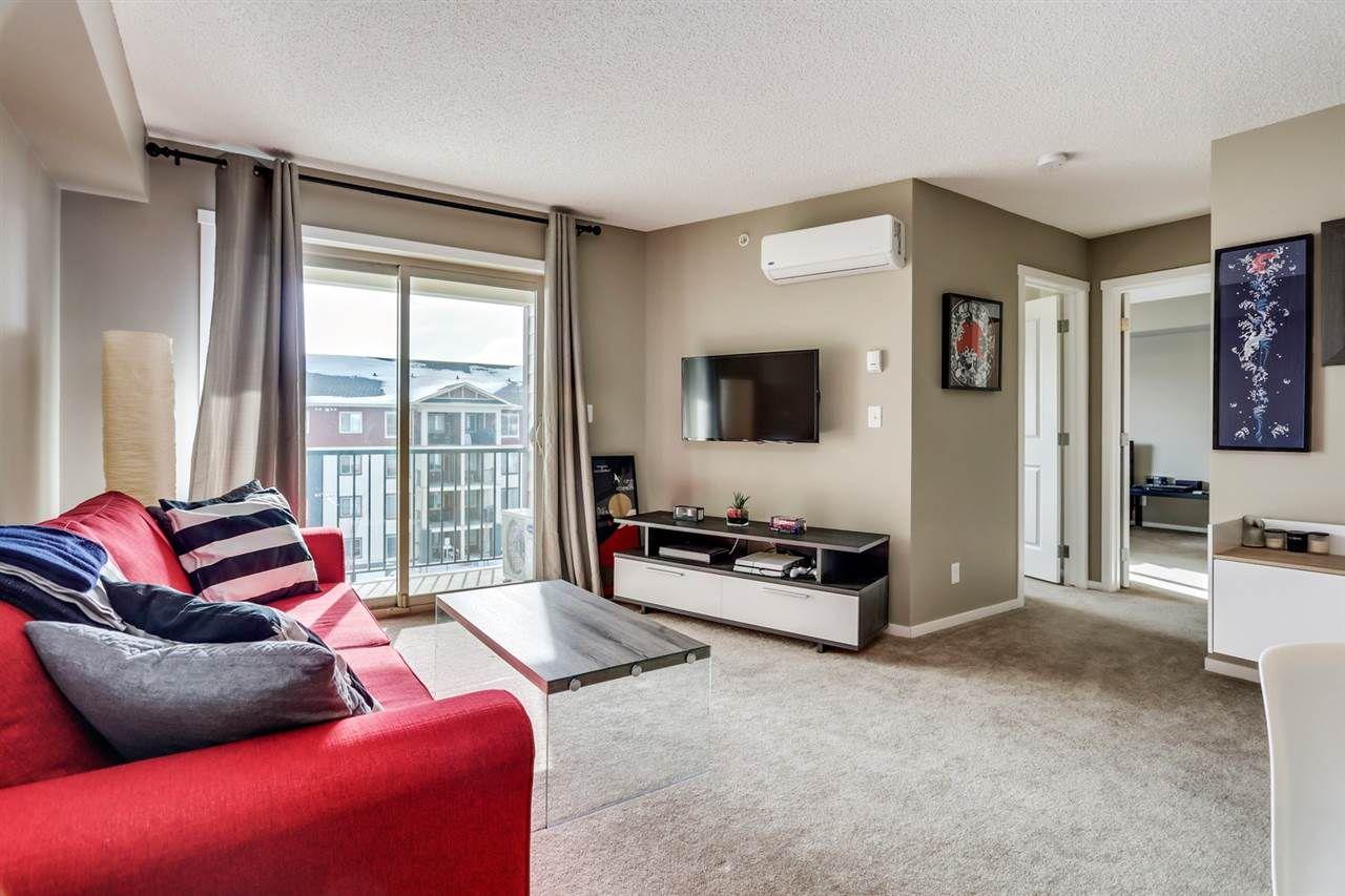 Main Photo: 404 5804 MULLEN Place in Edmonton: Zone 14 Condo for sale : MLS®# E4144243