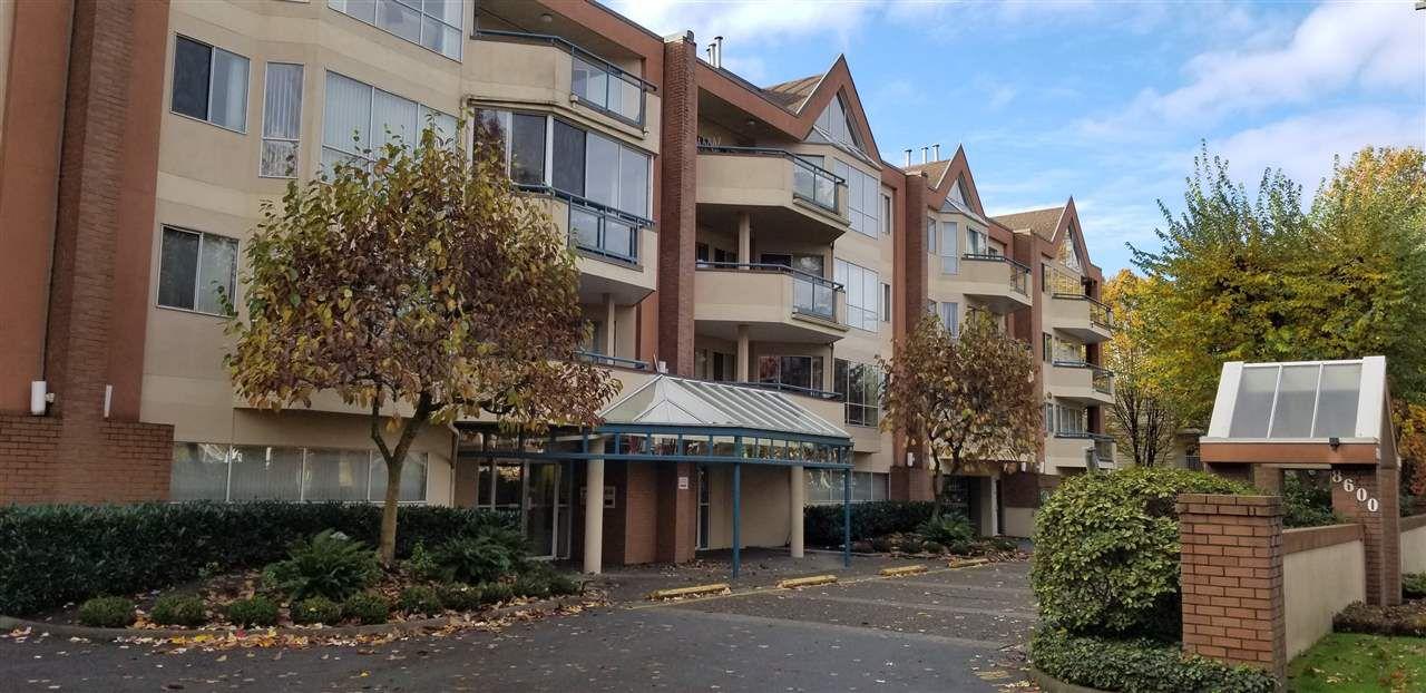 "Main Photo: 353 8600 LANSDOWNE Road in Richmond: Brighouse Condo for sale in ""Tiffany Garden"" : MLS®# R2348497"