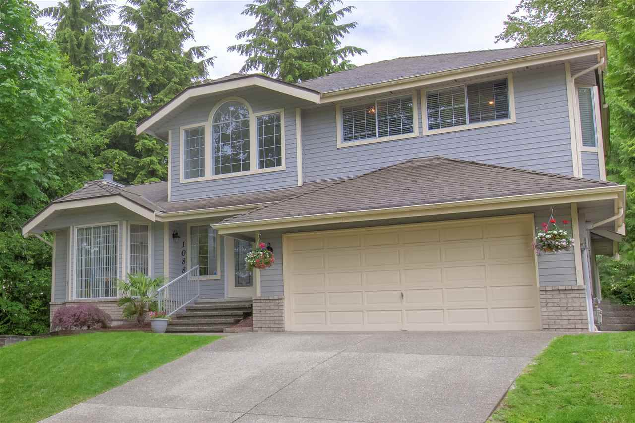 "Main Photo: 1088 WINDWARD Drive in Coquitlam: Ranch Park House for sale in ""RANCH PARK"" : MLS®# R2373825"