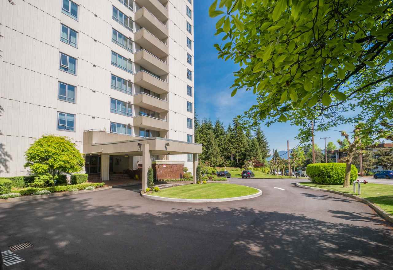 Main Photo: 906 5645 BARKER Avenue in Burnaby: Central Park BS Condo for sale (Burnaby South)  : MLS®# R2378676