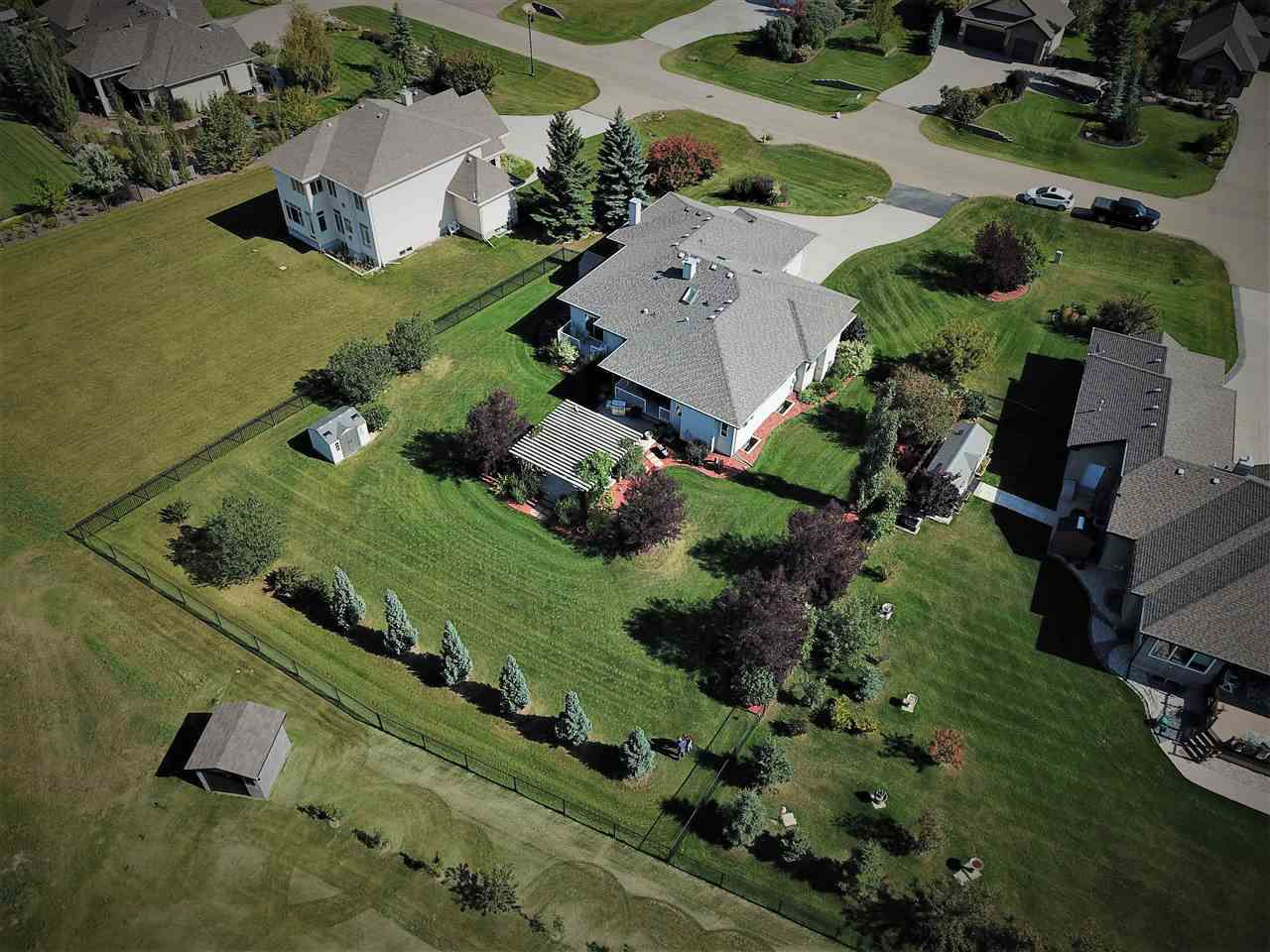 Main Photo: 10 26126 HWY 16: Rural Parkland County House for sale : MLS®# E4164144