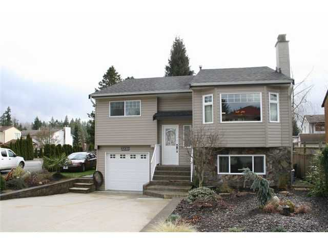 Main Photo: 3230 CHROME CR in Coquitlam: New Horizons House for sale : MLS®# V931965