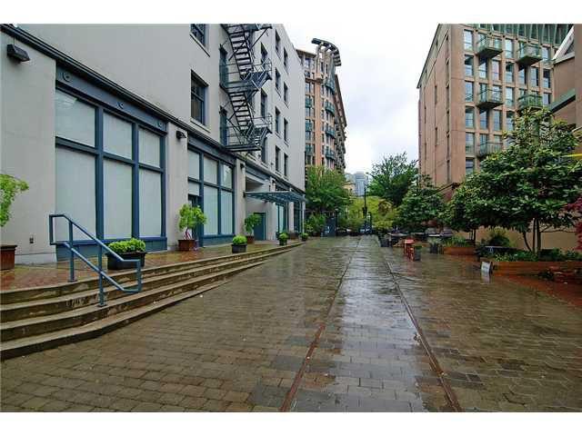 Main Photo: # 504 55 E CORDOVA ST in Vancouver: Downtown VE Condo for sale (Vancouver East)  : MLS®# V1008421