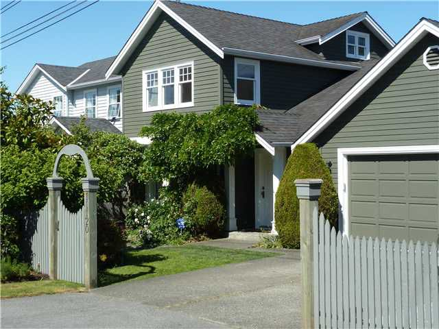 "Main Photo: 11120 6TH Avenue in Richmond: Steveston Villlage House for sale in ""Steveston Village"" : MLS®# V1069835"