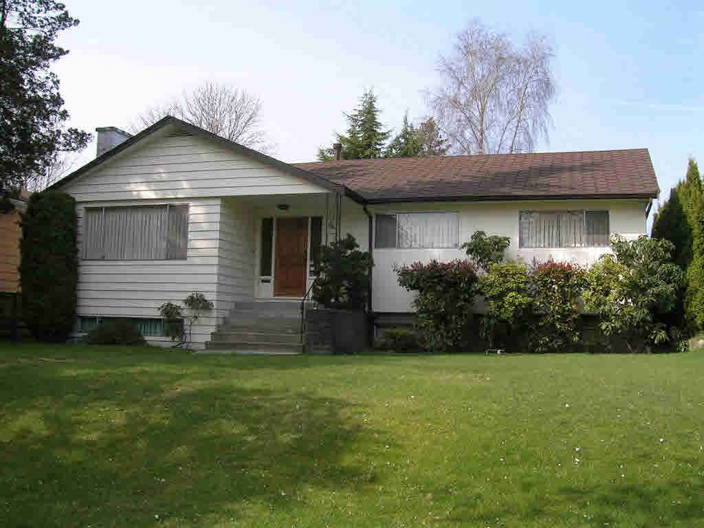 Main Photo: 6977 LAUREL STREET in : South Cambie House for sale : MLS®# V638998