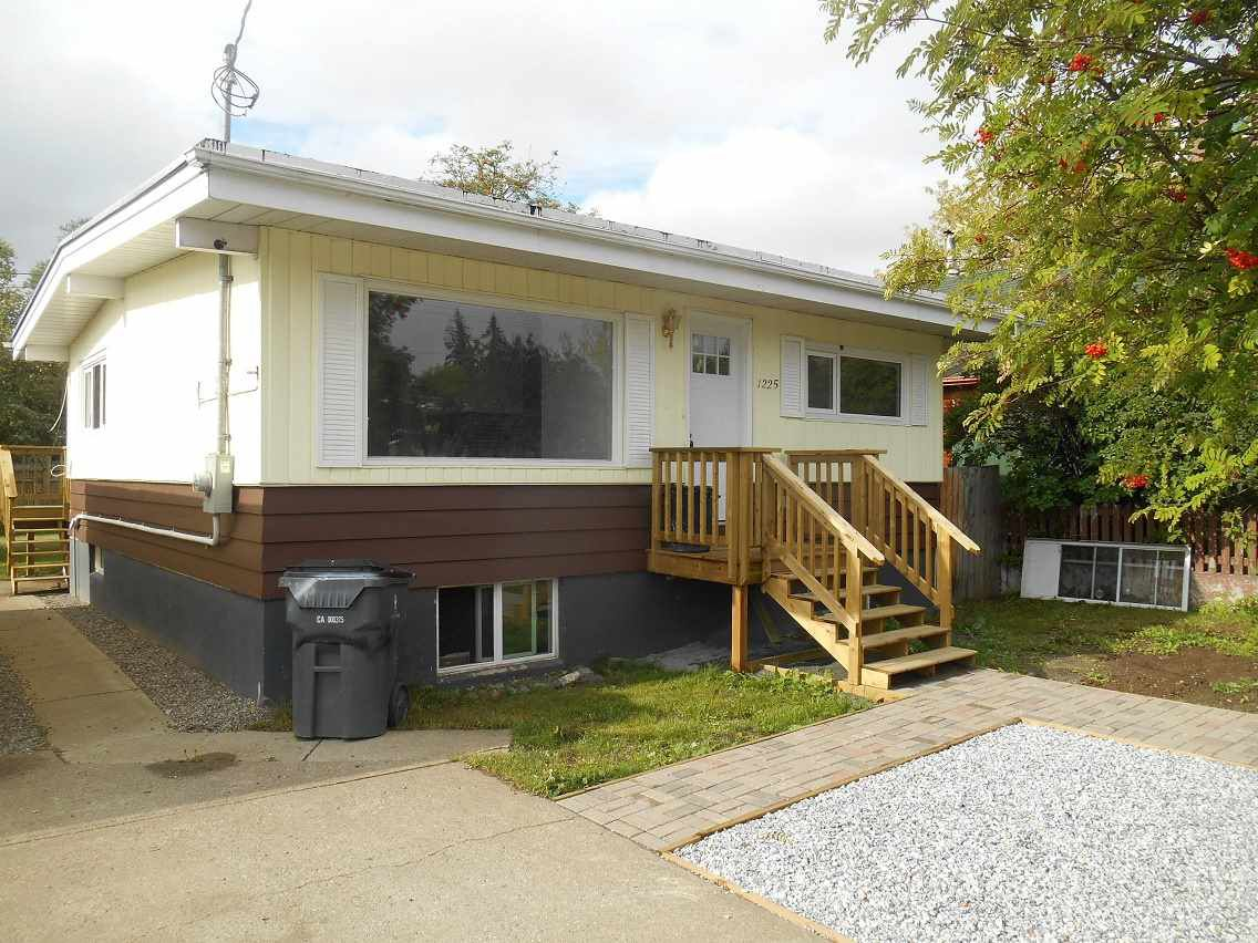 Main Photo: 1225 20TH Avenue in Prince George: Millar Addition House for sale (PG City Central (Zone 72))  : MLS®# R2098143