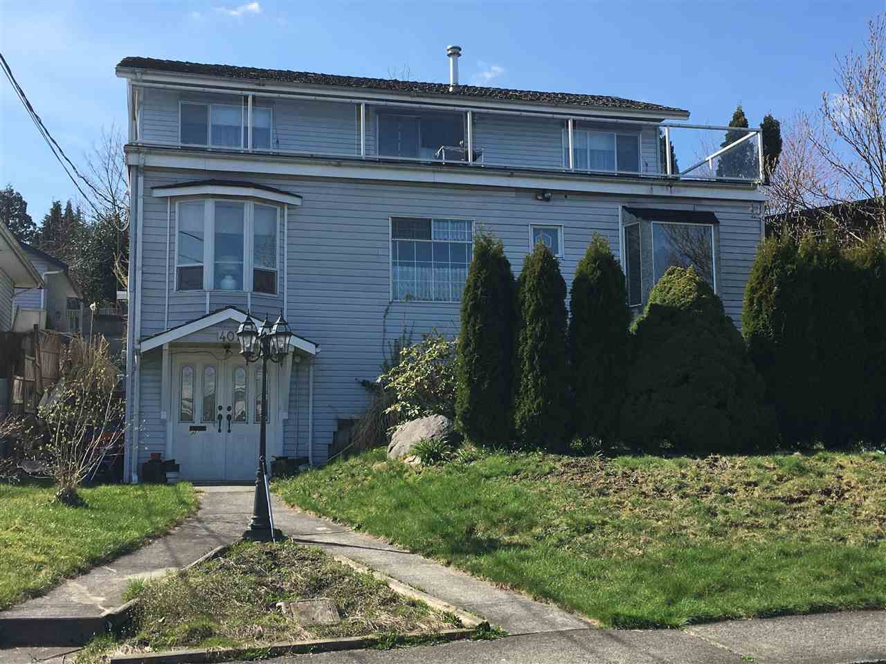 Main Photo: 407 WILSON Street in New Westminster: Sapperton House for sale : MLS®# R2153127