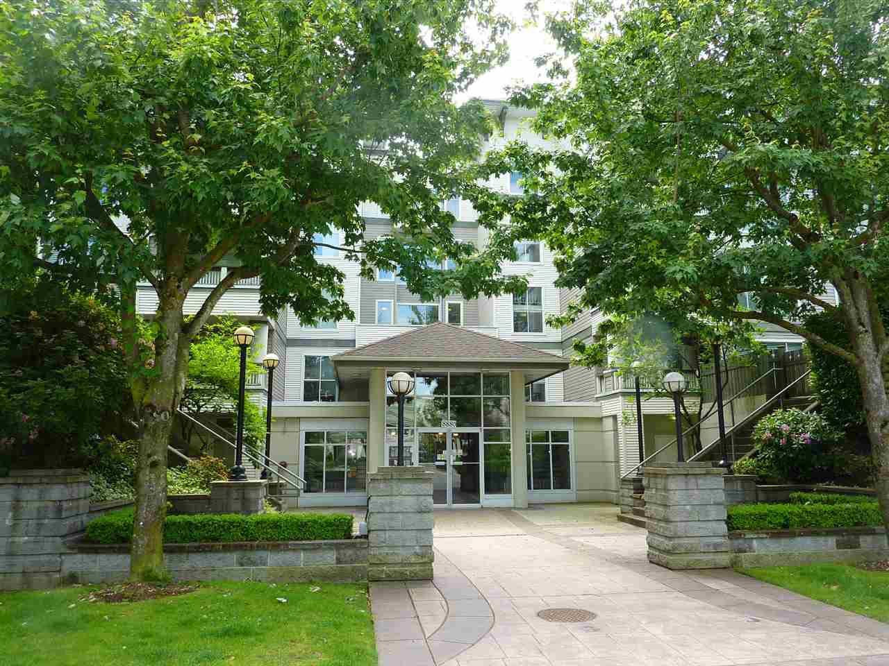 "Main Photo: 122 8880 JONES Road in Richmond: Brighouse South Condo for sale in ""REDONDA"" : MLS®# R2177657"