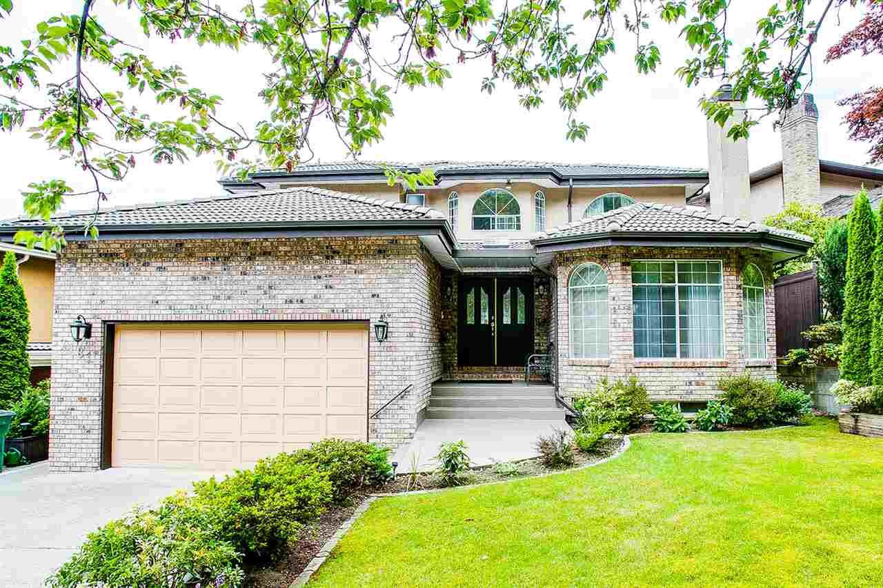 Main Photo: 7181 RIDGEVIEW Drive in Burnaby: Westridge BN House for sale (Burnaby North)  : MLS®# R2188836