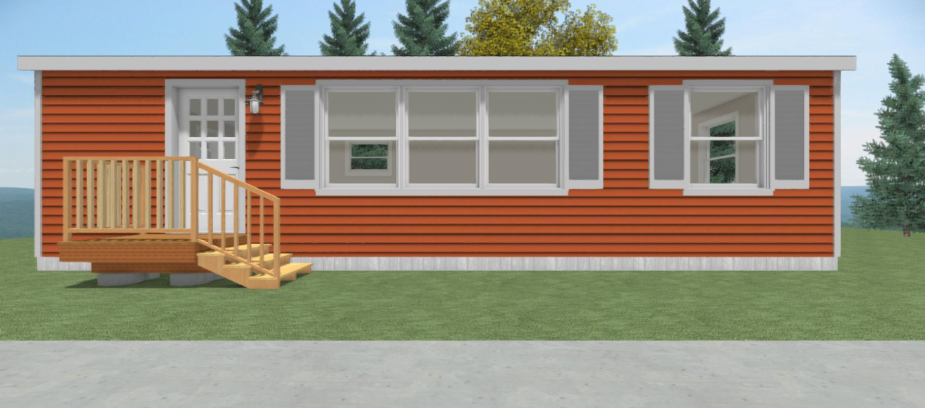 Main Photo: 1502 Mini Home