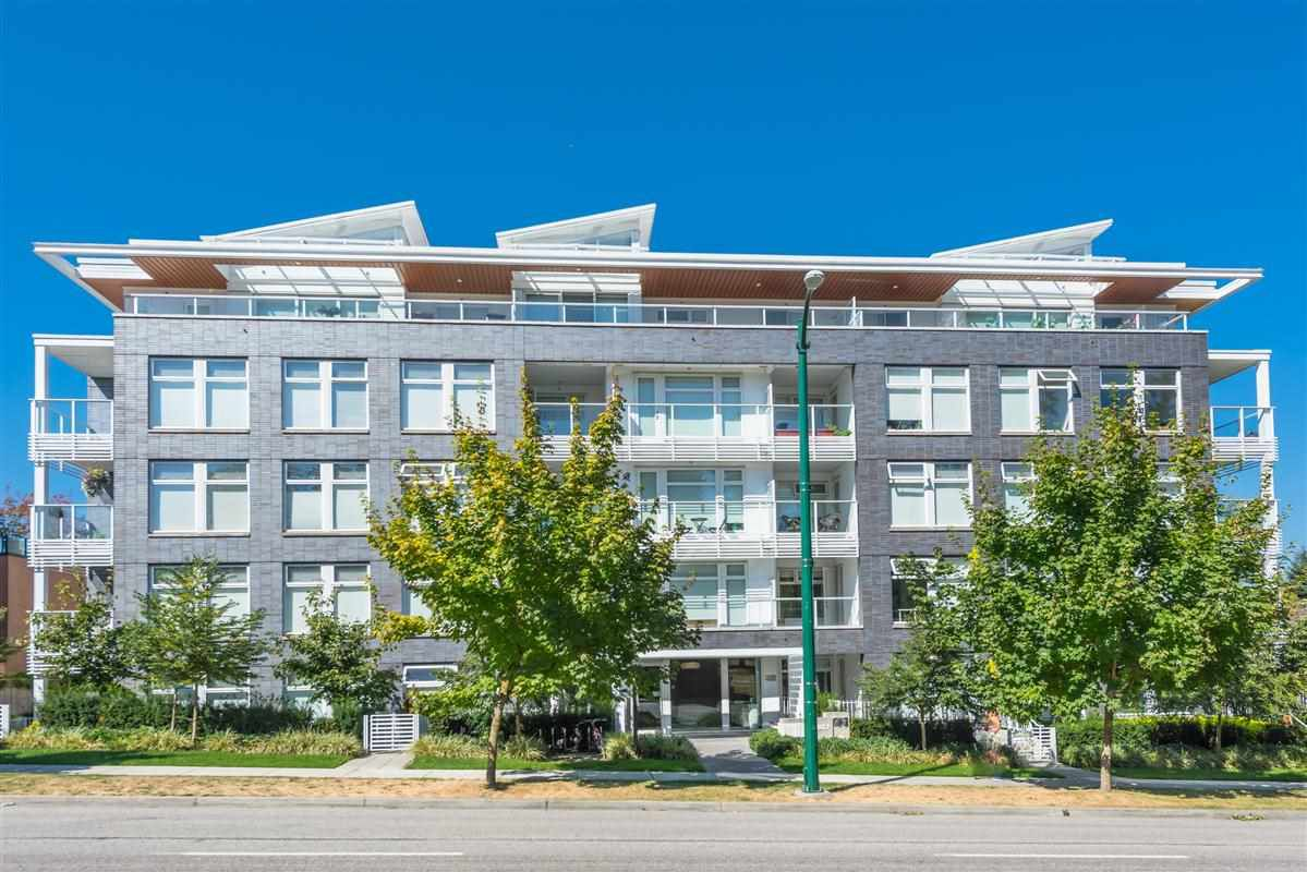 """Main Photo: PH602 4867 CAMBIE Street in Vancouver: Cambie Condo for sale in """"Elizabeth"""" (Vancouver West)  : MLS®# R2198873"""