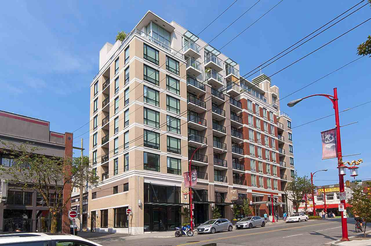 "Main Photo: 210 189 KEEFER Street in Vancouver: Downtown VE Condo for sale in ""KEEFER BLOCK"" (Vancouver East)  : MLS®# R2209553"
