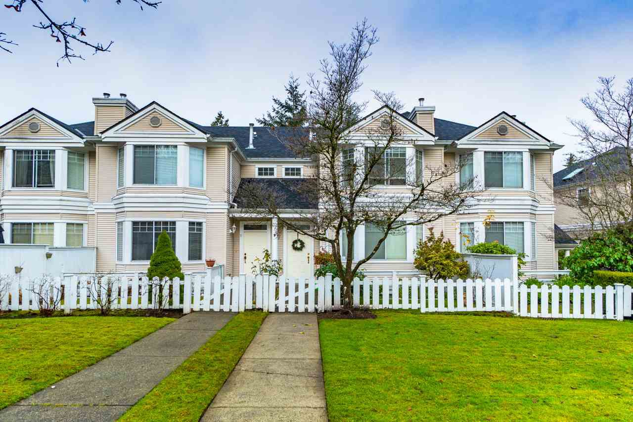 Main Photo: 6 7501 CUMBERLAND Street in Burnaby: The Crest Townhouse for sale (Burnaby East)  : MLS®# R2325740