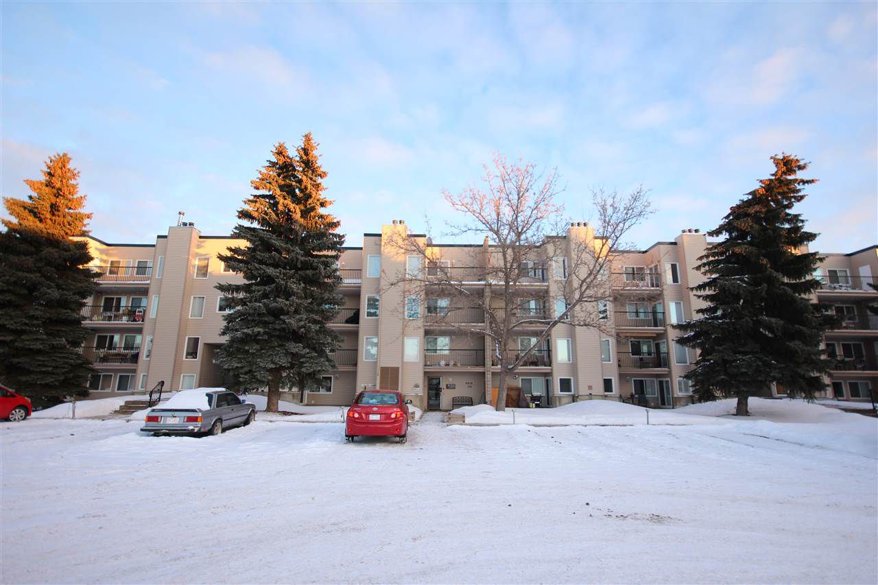 Main Photo: 101 9810 178 Street in Edmonton: Zone 20 Condo for sale : MLS®# E4141378