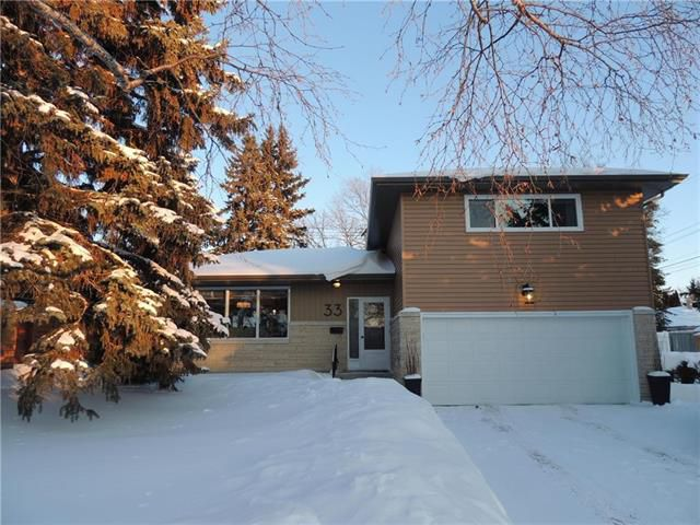 Main Photo: 33 Peary Crescent in Winnipeg: Westwood Residential for sale (5G)  : MLS®# 1903130