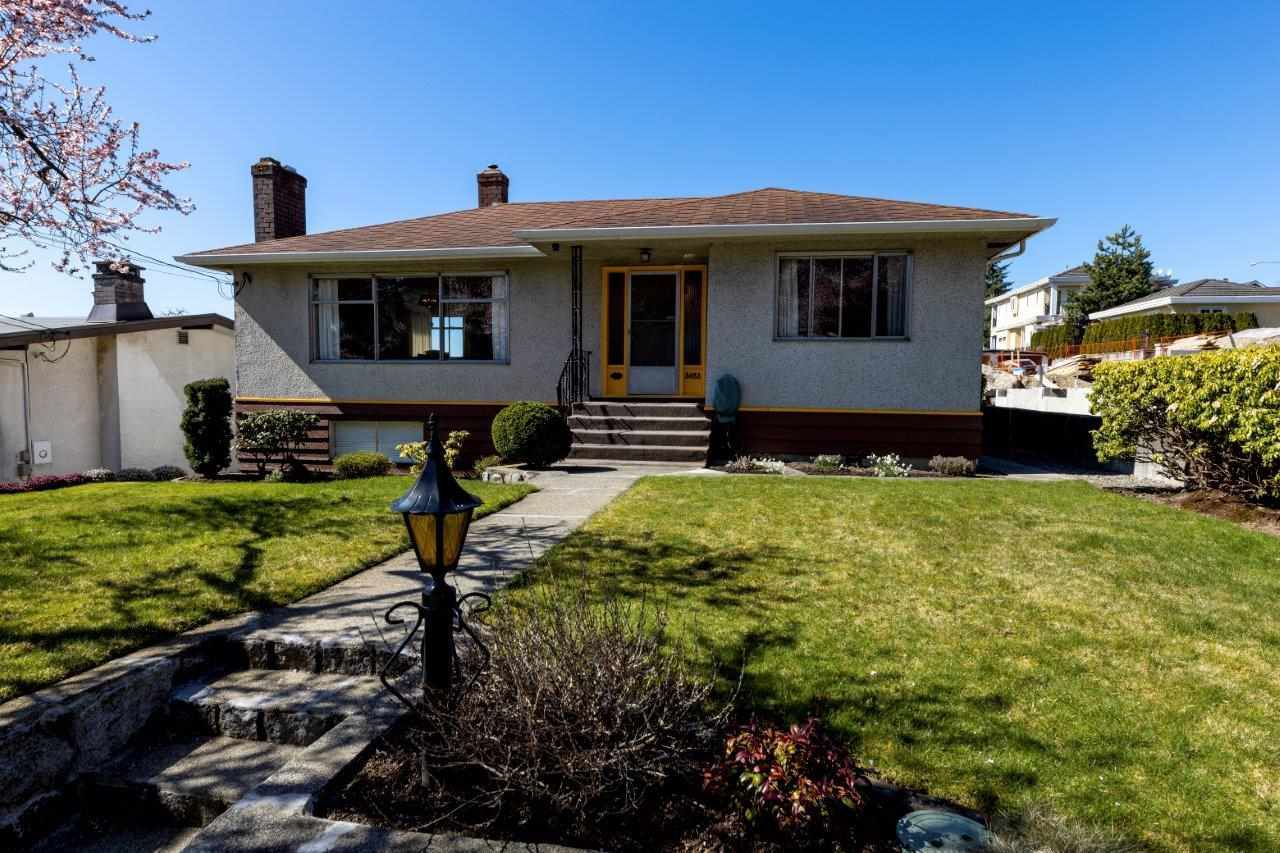 Main Photo: 8083 GRAY Avenue in Burnaby: South Slope House for sale (Burnaby South)  : MLS®# R2352305