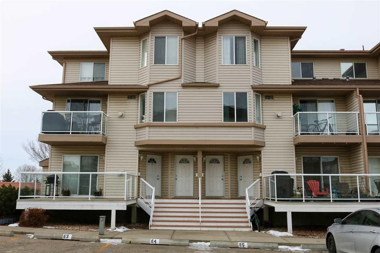 Main Photo: 8 2505 42 Street in Edmonton: Zone 29 Townhouse for sale : MLS®# E4150042