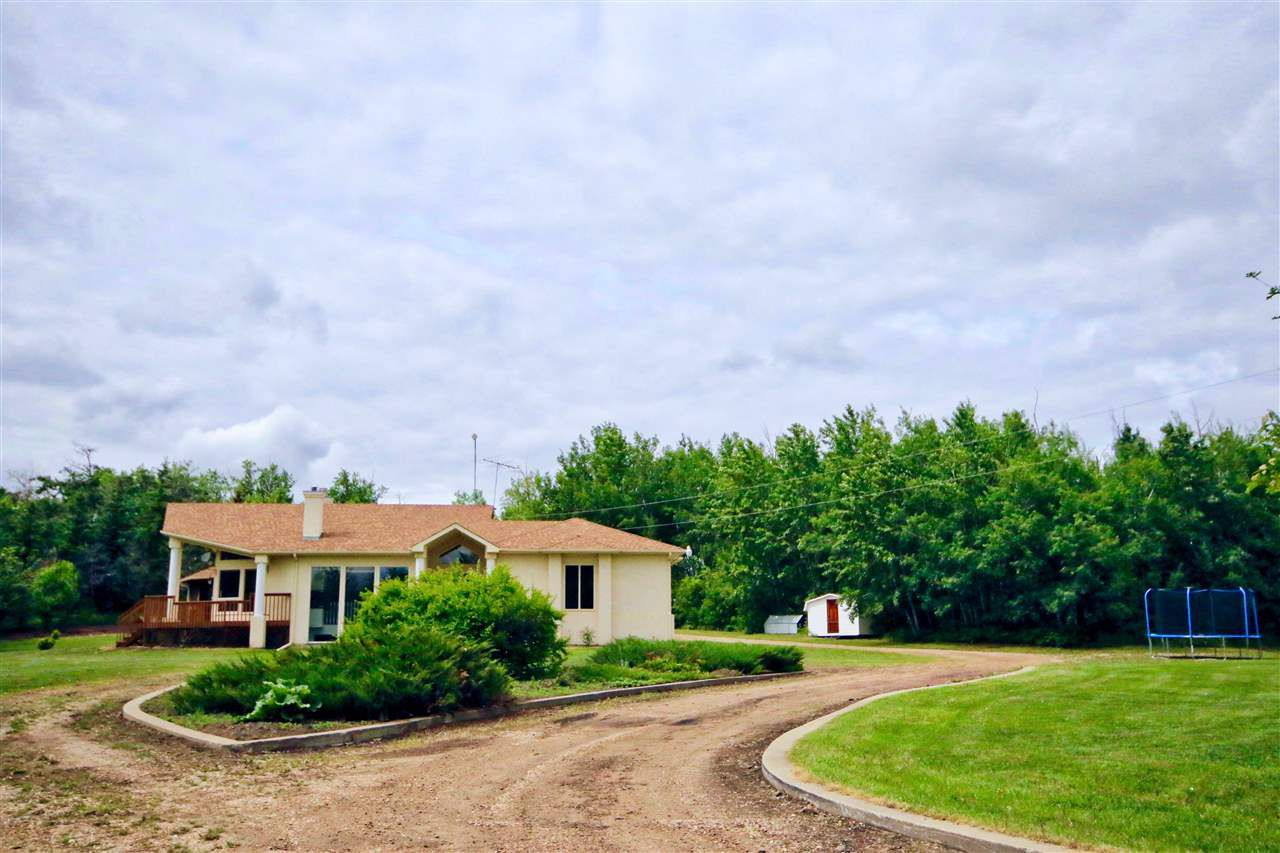 Main Photo: 48564 RGE RD 235: Rural Leduc County House for sale : MLS®# E4151915
