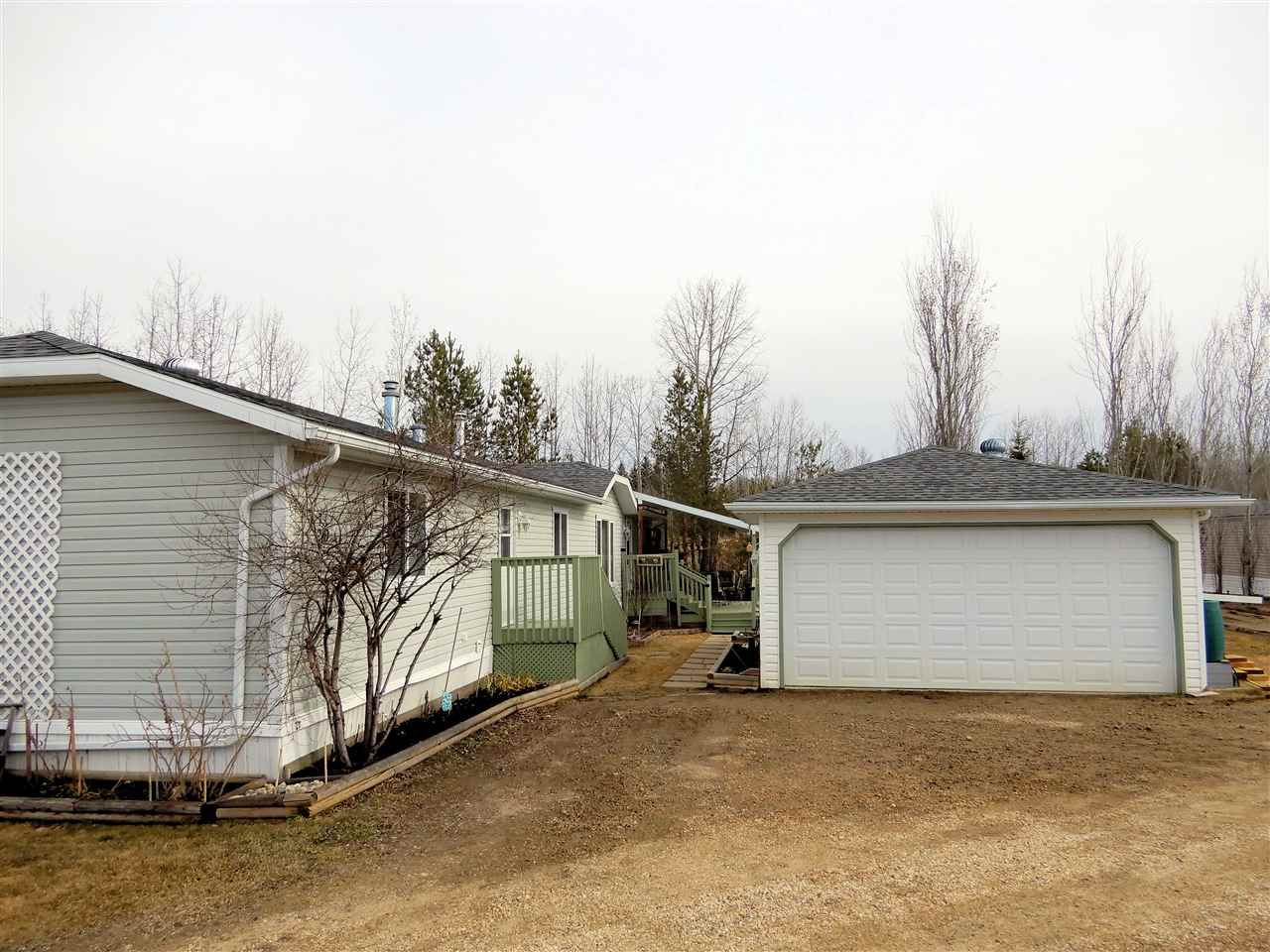 Main Photo: 6620, 54500 Range Road 275: Rural Sturgeon County Mobile for sale : MLS®# E4152358