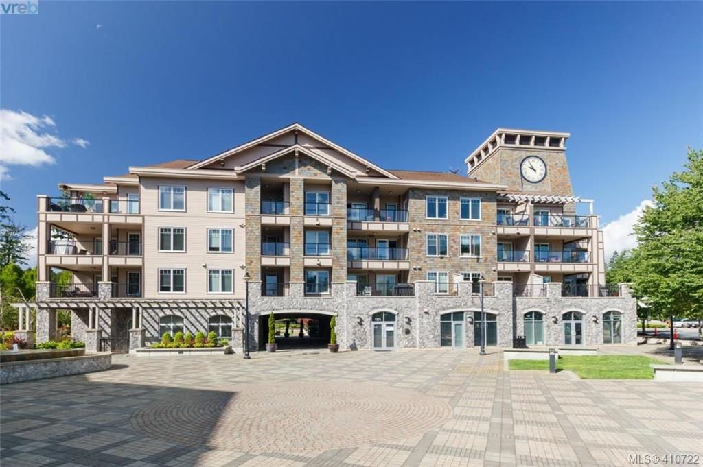 Main Photo: 315 1335 Bear Mountain Parkway in VICTORIA: La Bear Mountain Condo Apartment for sale (Langford)  : MLS®# 410722