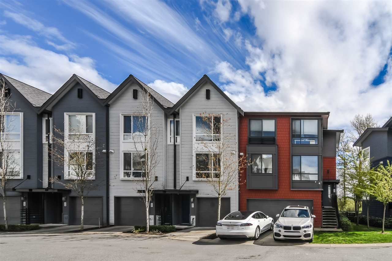 Main Photo: 31 2310 RANGER Lane in Port Coquitlam: Riverwood Townhouse for sale : MLS®# R2388159