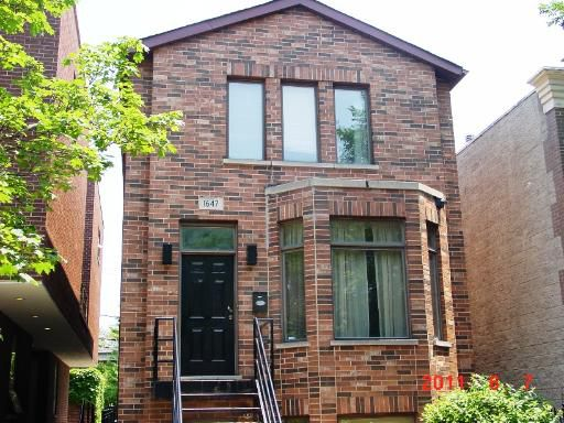 Main Photo: 1647 Burling Street in CHICAGO: Lincoln Park Rentals for rent ()  : MLS®# 07826908