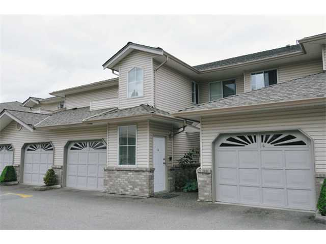 "Main Photo: 4 19060 FORD Road in Pitt Meadows: Central Meadows Townhouse for sale in ""REGENCY COURT"" : MLS®# V894879"