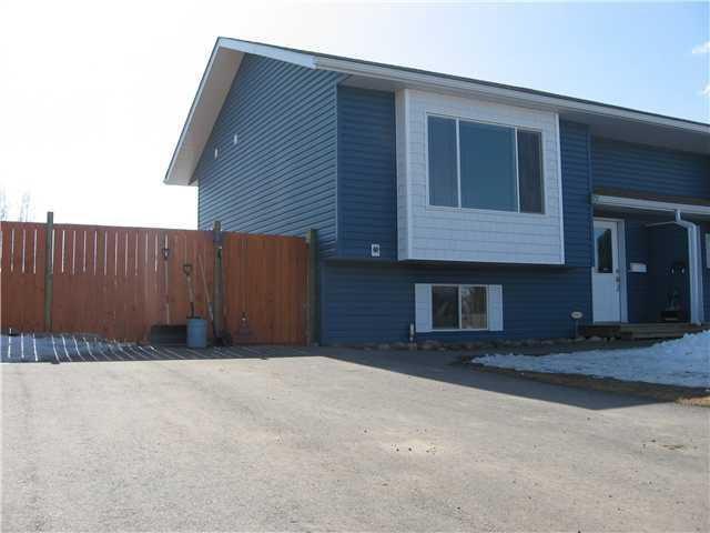 Main Photo: 8613 85TH Avenue in Fort St. John: Fort St. John - City NE House 1/2 Duplex for sale (Fort St. John (Zone 60))  : MLS®# N223039