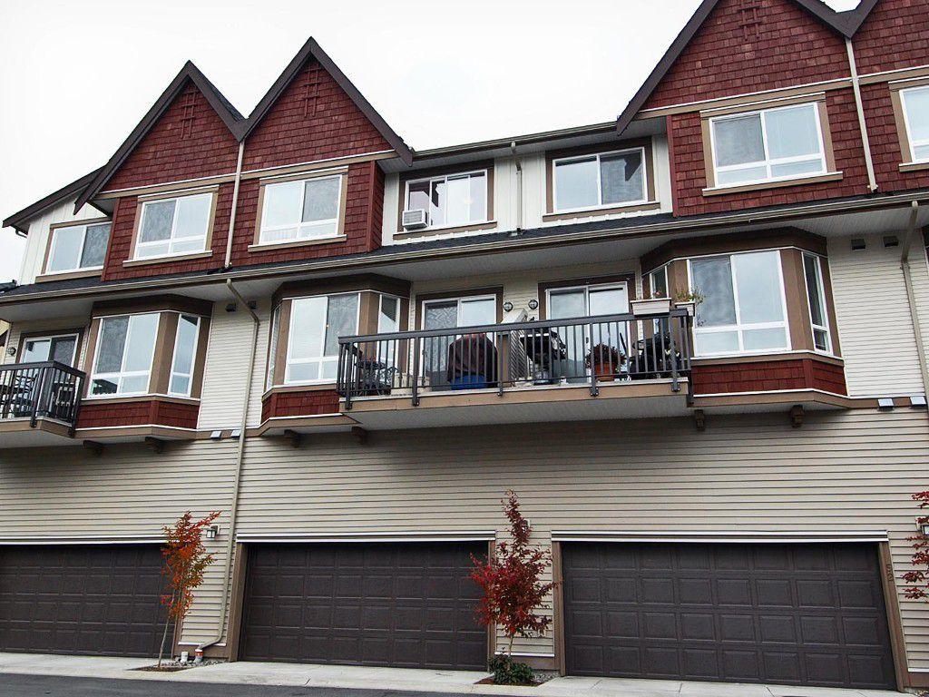 Main Photo: 53 7155 189 Street in Surrey: Clayton Townhouse for sale : MLS®# F2830925