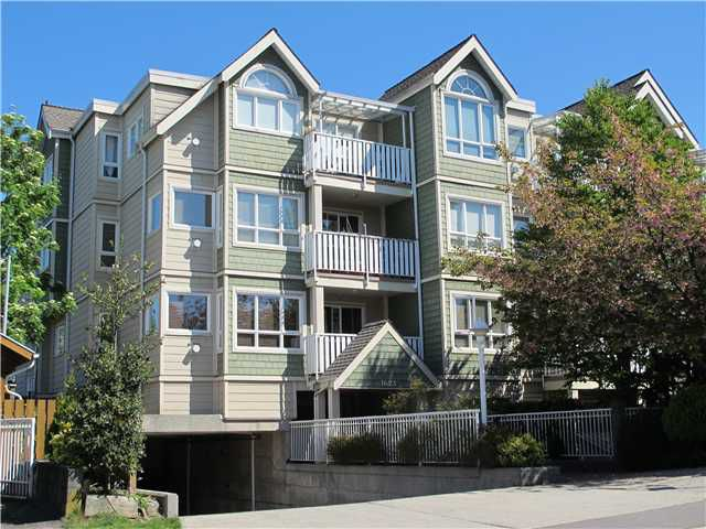 Main Photo: # 302 1623 E 2ND AV in Vancouver: Grandview VE Condo for sale (Vancouver East)  : MLS®# V1006865