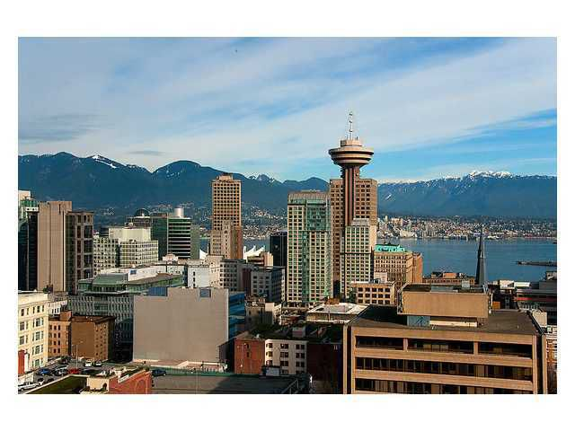 Main Photo: # 2108 788 RICHARDS ST in Vancouver: Downtown VW Condo for sale (Vancouver West)  : MLS®# V926256