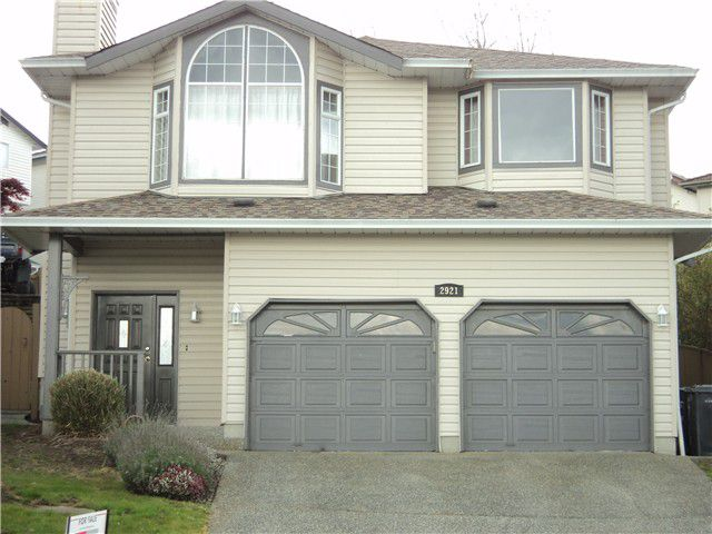 "Main Photo: 2921 CORD Avenue in Coquitlam: Canyon Springs House for sale in ""CANYON SPRINGS"" : MLS®# V1116846"