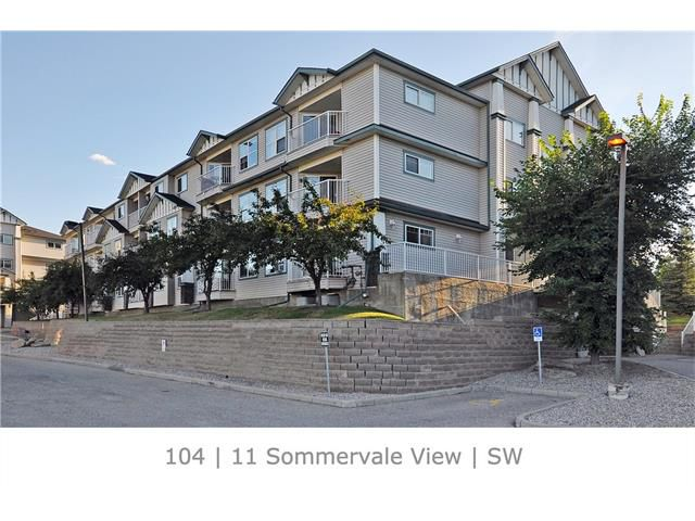 Main Photo: 104 11 SOMERVALE View SW in Calgary: Somerset Condo for sale : MLS®# C4023958