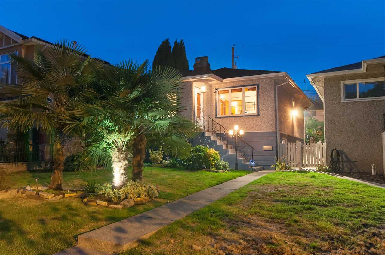 Main Photo: 4539 INVERNESS Street in Vancouver: Knight House for sale (Vancouver East)  : MLS®# R2002268