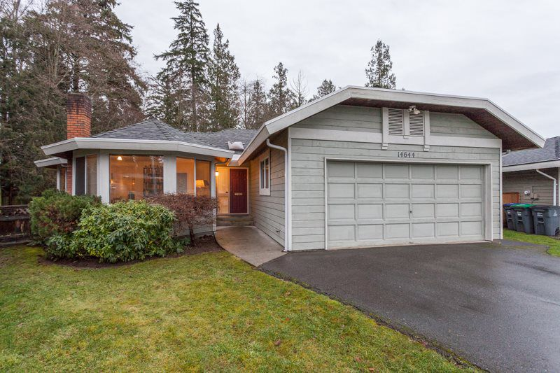"""Main Photo: 14644 18 Avenue in Surrey: Sunnyside Park Surrey House for sale in """"The Glens"""" (South Surrey White Rock)  : MLS®# R2029277"""