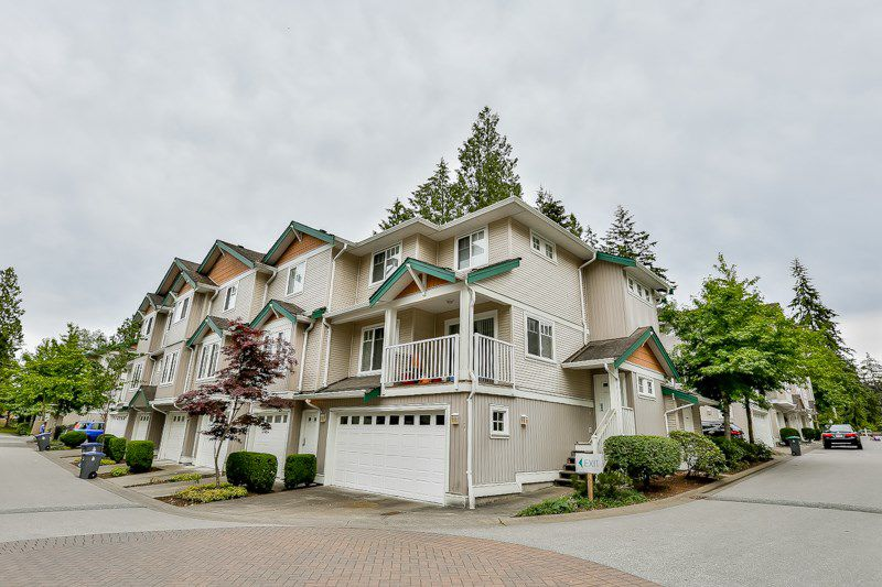Main Photo: 38 12711 64 Avenue in Surrey: West Newton Townhouse for sale : MLS®# R2075345