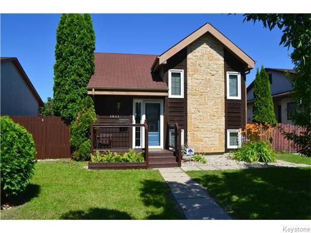 Main Photo: 1611 Concordia Avenue East in Winnipeg: North Kildonan Residential for sale (North East Winnipeg)  : MLS®# 1619789