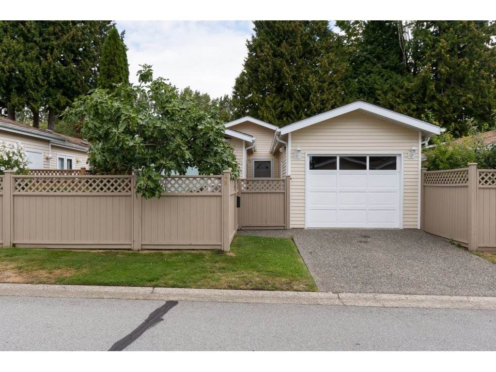 """Main Photo: 48 1400 164 Street in Surrey: King George Corridor House for sale in """"Gateway Gardens"""" (South Surrey White Rock)  : MLS®# R2101473"""