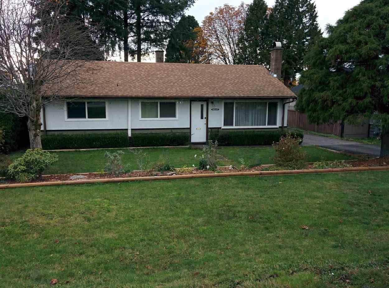 Main Photo: 10145 127 Street in Surrey: Cedar Hills House for sale (North Surrey)  : MLS®# R2121307