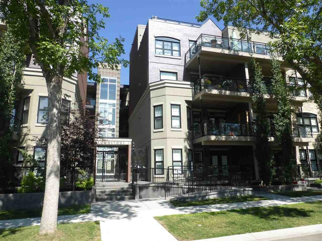 Main Photo: 109 10808 71 Avenue: Condo for sale