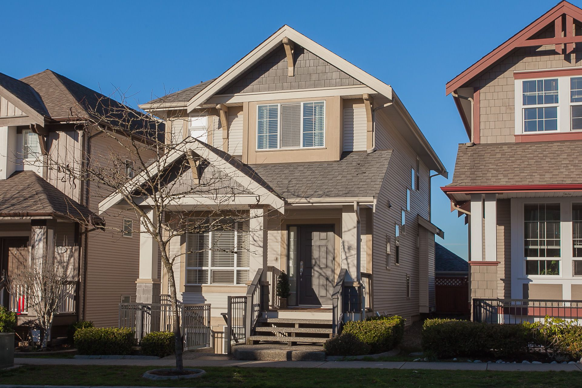 Quality Built by Foxridge Homes & Zoning Allows for Legal Suite or Commercial Space in Basement.
