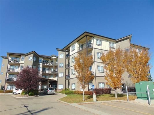 Main Photo: 213 8702 Southfort Drive: Fort Saskatchewan Condo for sale : MLS®# E4110981
