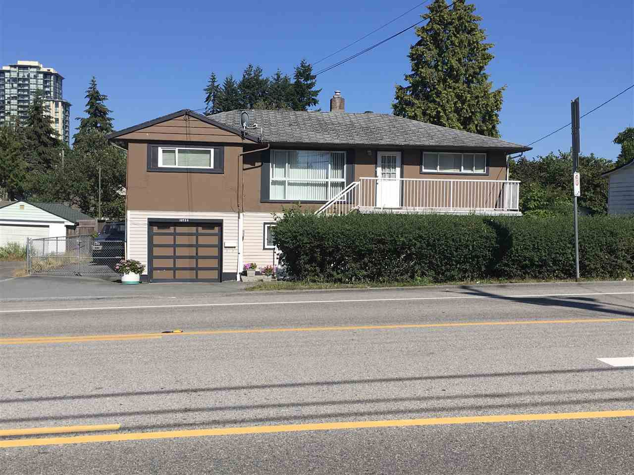 Main Photo: 10720 132 Street in Surrey: Whalley House for sale (North Surrey)  : MLS®# R2291599